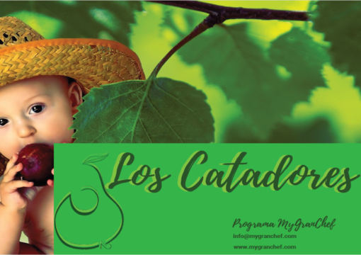 Programa EDUCATIVO – MyGranChef – Los catadores.